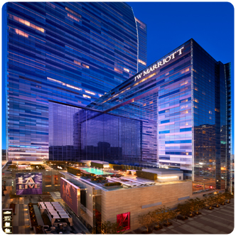 The Ritz-Carlton Hotel & Residences and JW Marriott at L.A. Live – Los Angeles