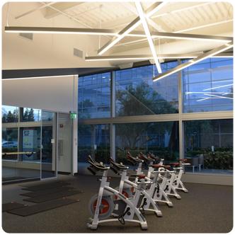 Fitness Center – Santa Clara